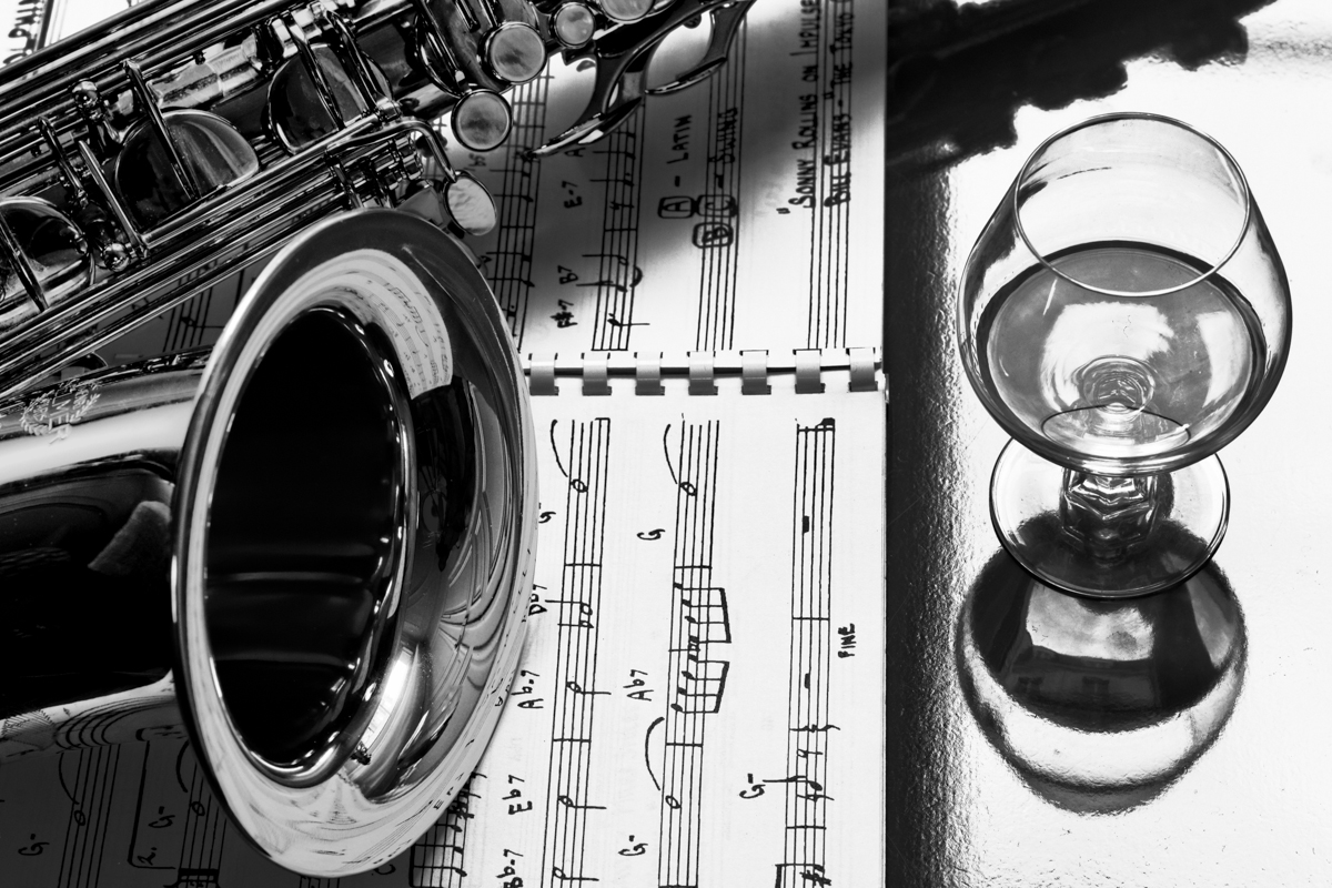 Jean philippe jouve black and white photography paris jazz