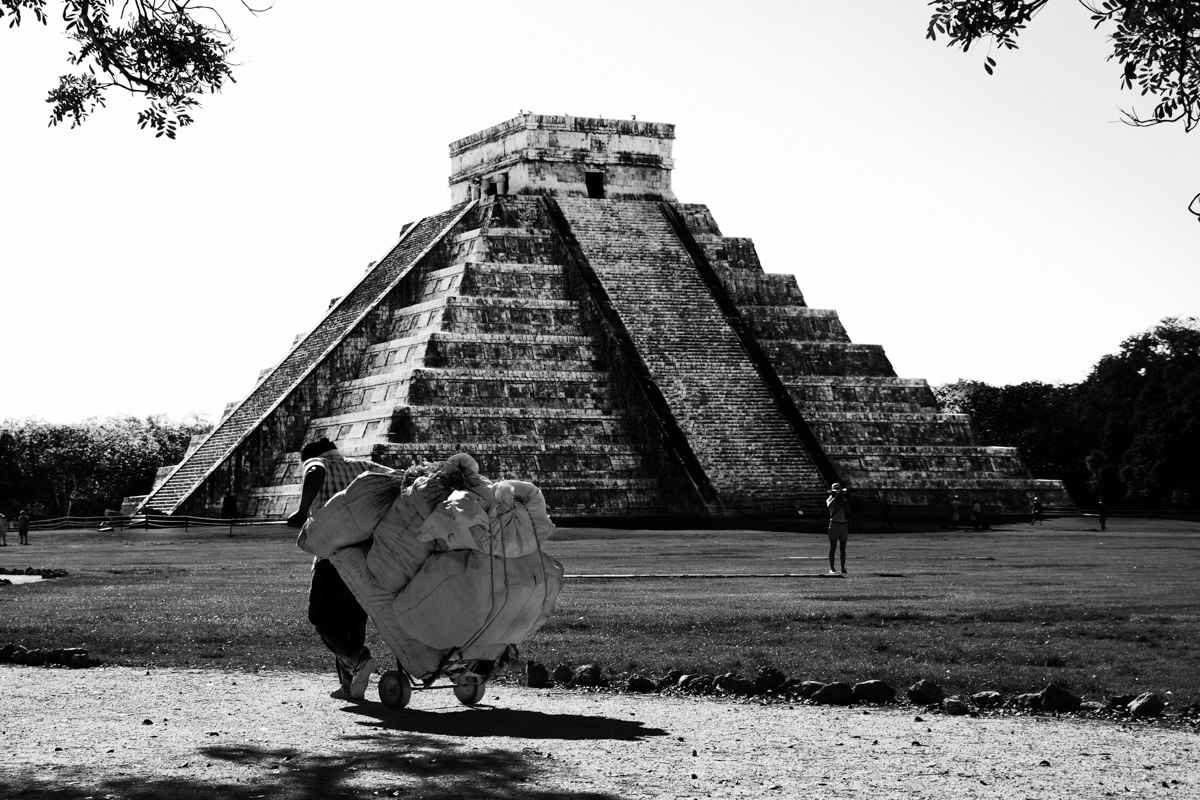 Black And White Photography Mexico